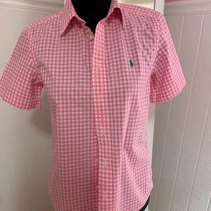 RALPH LAUREN s/s shirt